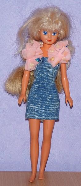 La collection de barbie de Mango 3210
