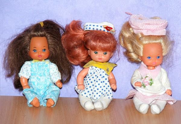 La collection de barbie de Mango 3610