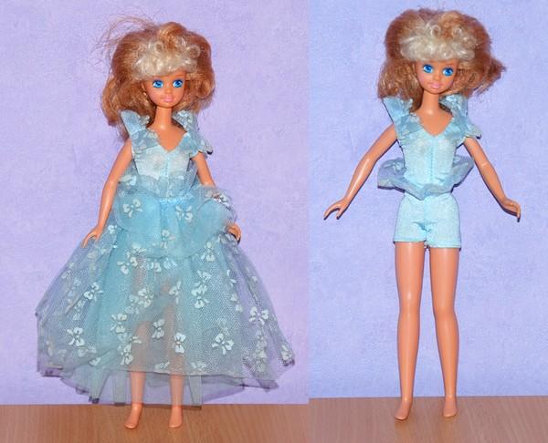 La collection de barbie de Mango 3810