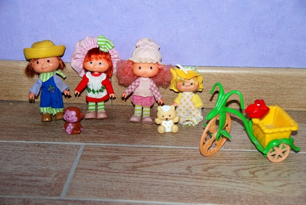 Ma mini collection de charlotte aux fraises Charlo10