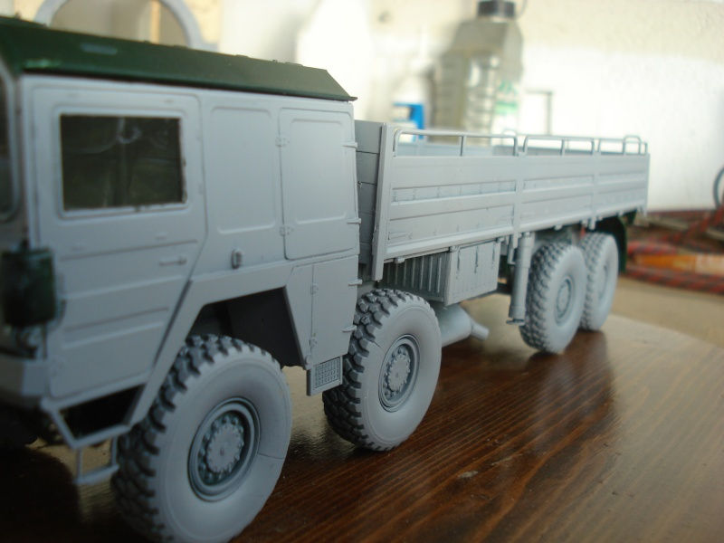 camion MAN 1/35 MARQUE REVELL  Dsc08314