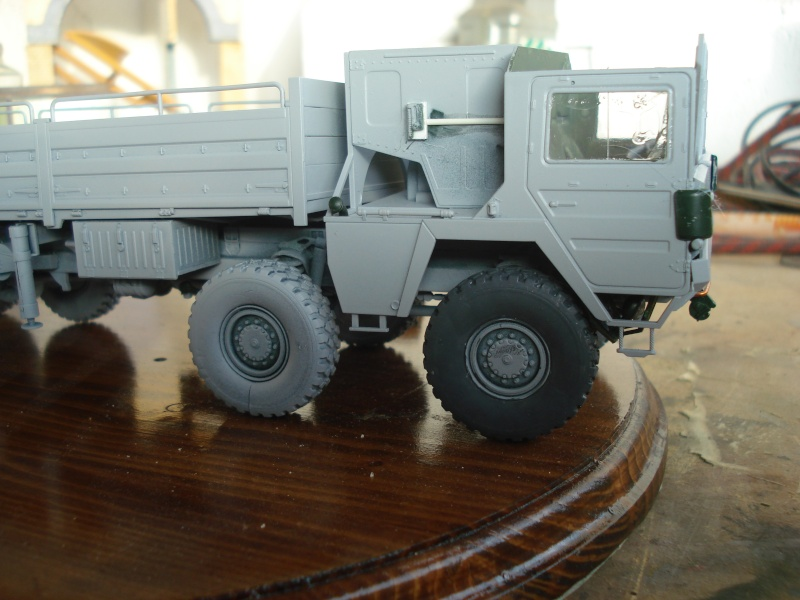 camion MAN 1/35 MARQUE REVELL  Dsc08318