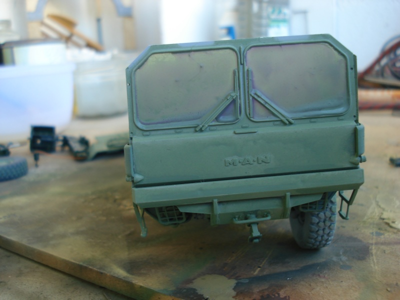 camion MAN 1/35 MARQUE REVELL  Dsc08320