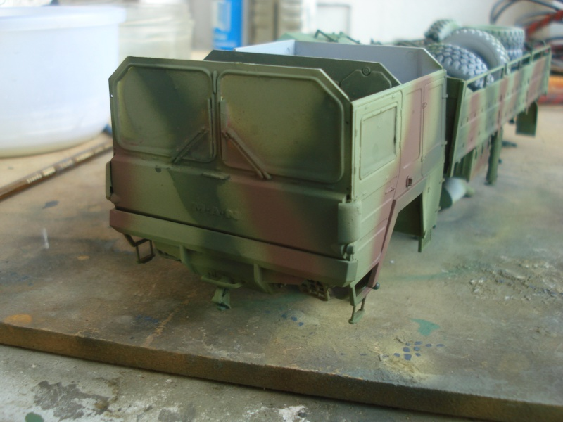 camion MAN 1/35 MARQUE REVELL  Dsc08321