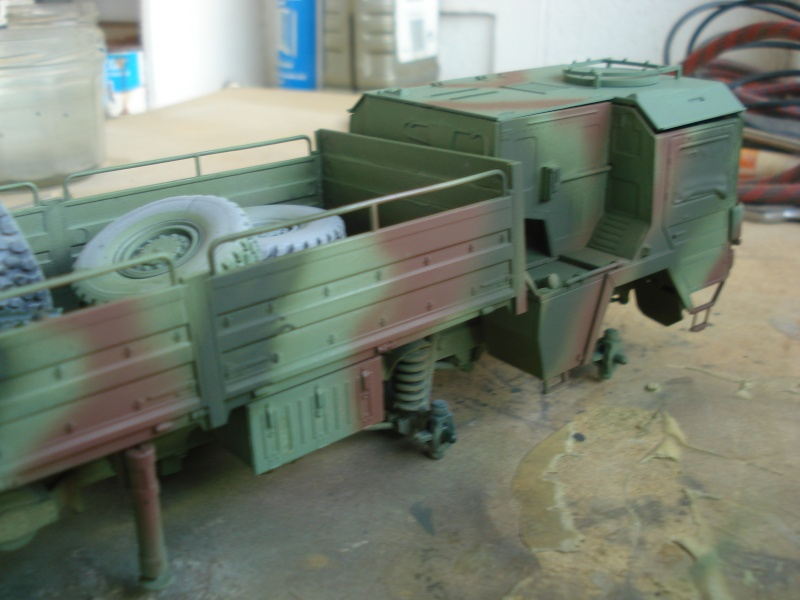 camion MAN 1/35 MARQUE REVELL  Dsc08323