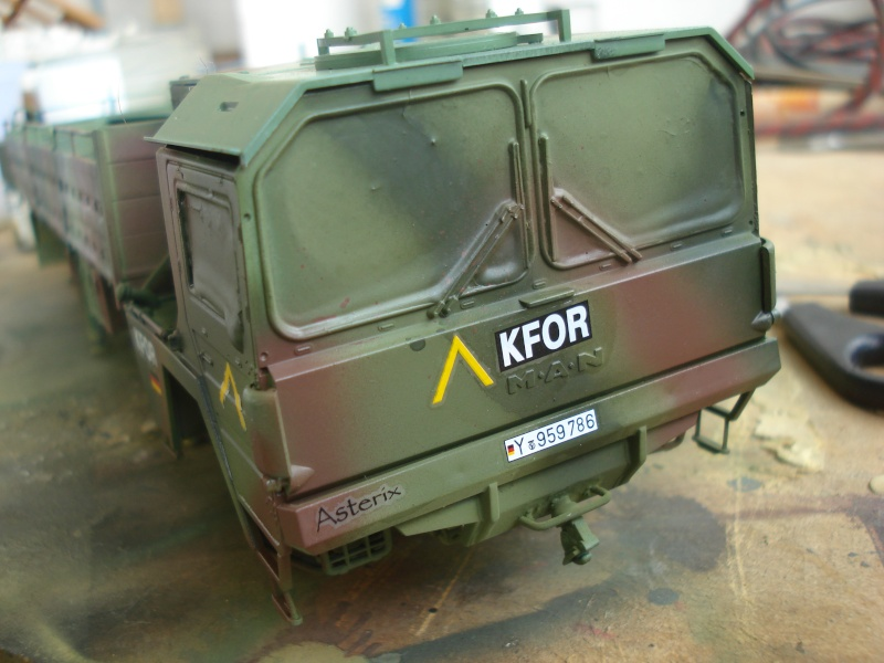 camion MAN 1/35 MARQUE REVELL  Dsc08324
