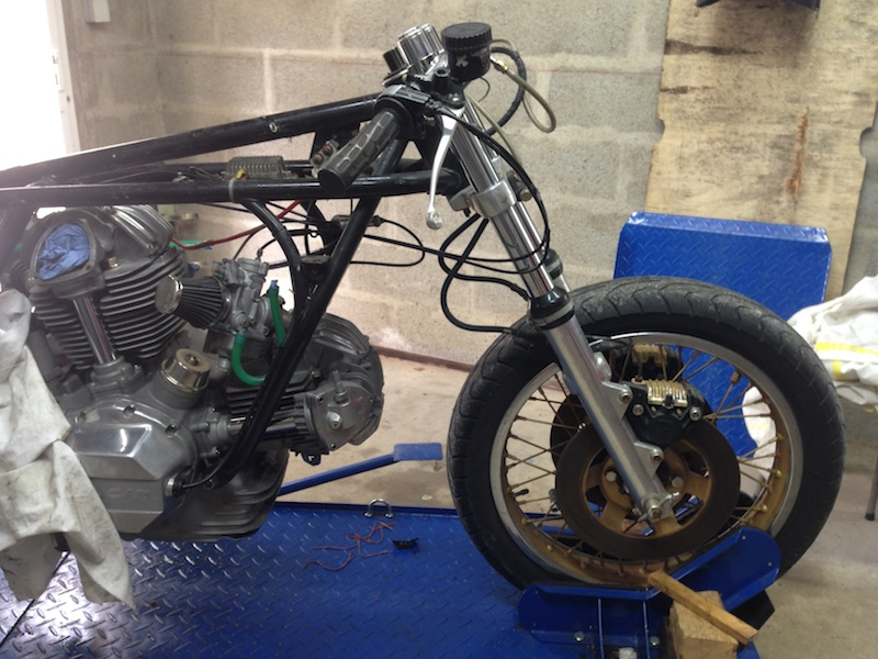 Ducat' 750 et 860 Coniques Photo-12