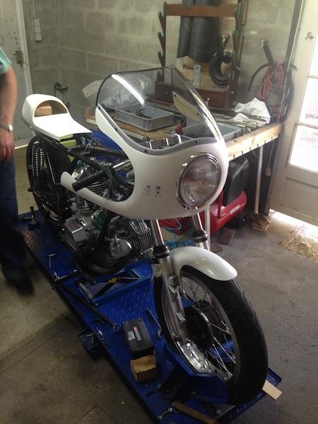 Ducat' 750 et 860 Coniques Photo-14