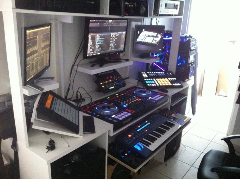 Mon beau bureau  Mon_bu11