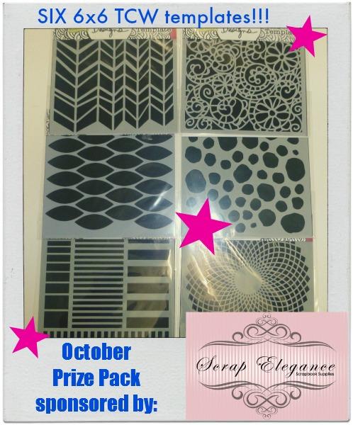 October Monthly challenge 1211