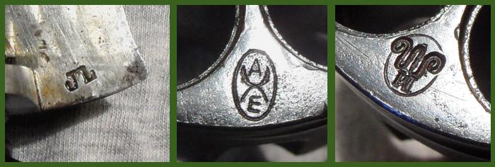 Identification de marquages sur un revolver. Marqua10