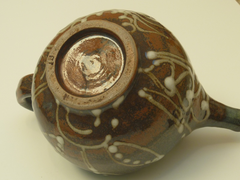 Stoneware jug JB P1010530