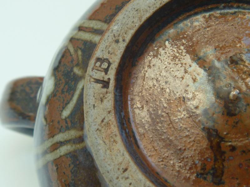 Stoneware jug JB P1010531