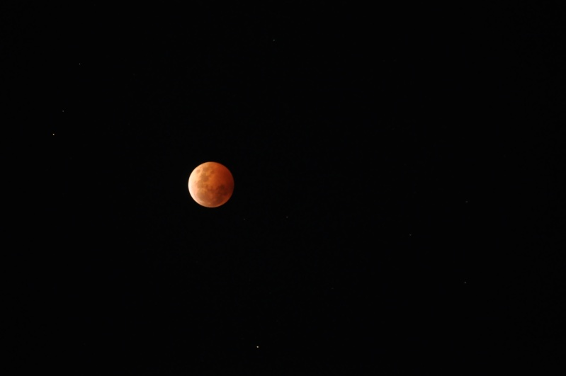 Blood Moon Eclipse Oct 8 10011