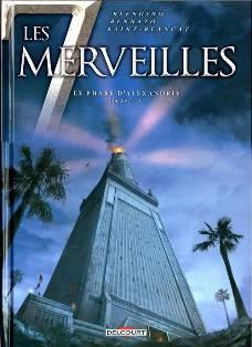 LES 7 MERVEILLES (BD) Couv_210