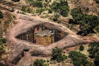 LES EGLISES DE LALIBELA Ethiop10