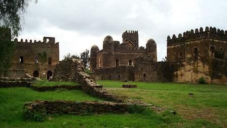 LE CHATEAU FASILIDAS (Ethiopie) Gondar11