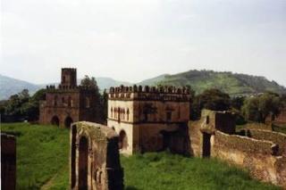 LE CHATEAU FASILIDAS (Ethiopie) Gondar12