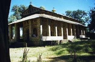 LE CHATEAU FASILIDAS (Ethiopie) Gonder10
