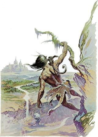 TARZAN/ E.R BURROUGHS Tarzan10
