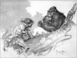 TARZAN/ E.R BURROUGHS Tarzan11