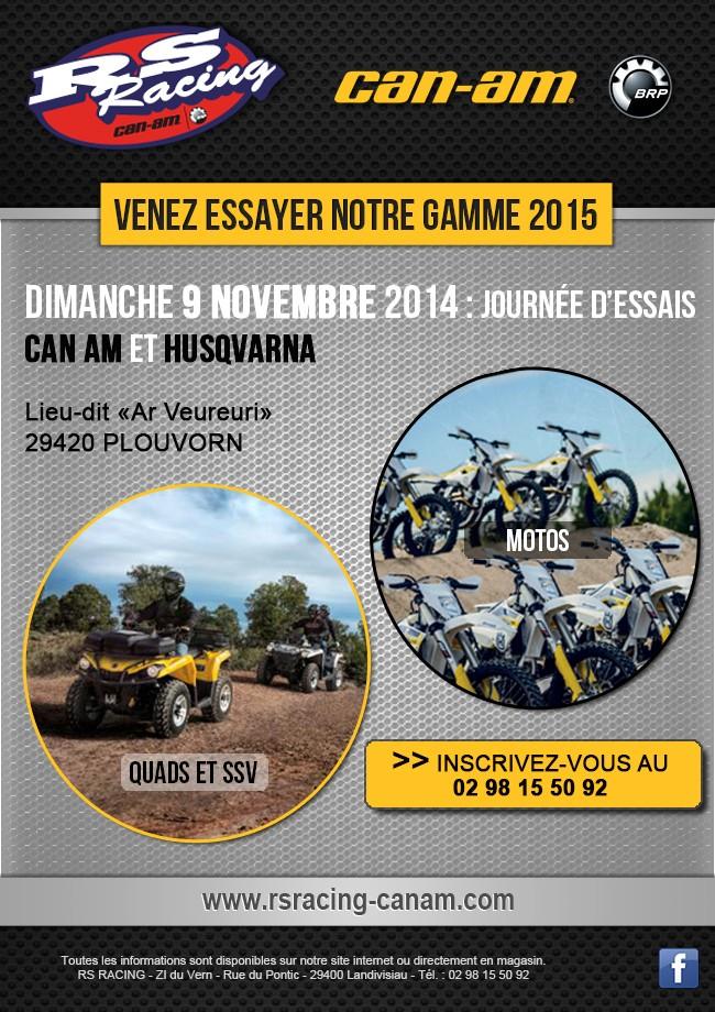 journée d essais rs racing  Newsle11