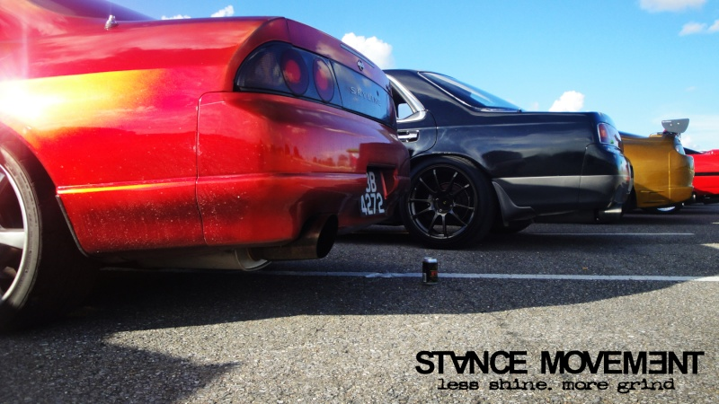 Stance Car Park Lime this Sunday 22nd 20100825