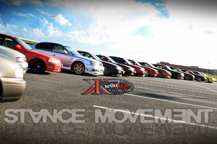 Stance Car Park Lime this Sunday 22nd Y8g86610