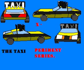 What custom car would you use  Taxi_b11
