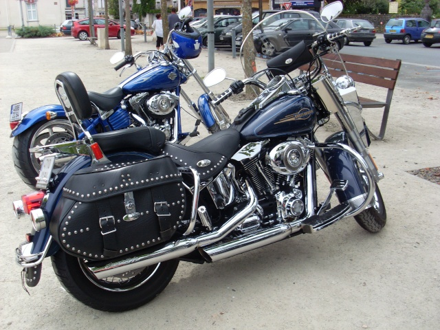 SOFTAIL HERITAGE ou DELUXE Sl380322
