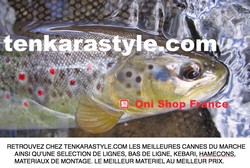 Canne tenkara d'occase Bannie11