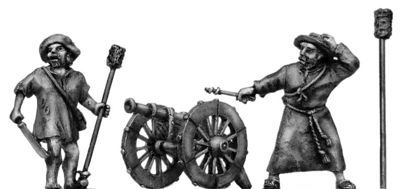 Conquistadores portugueches chez Eureka Eureka15