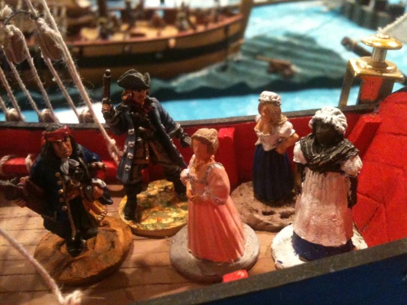 Du commerce et autres affaires survenues en mer des Caraïbes et en mer du nord Photo10