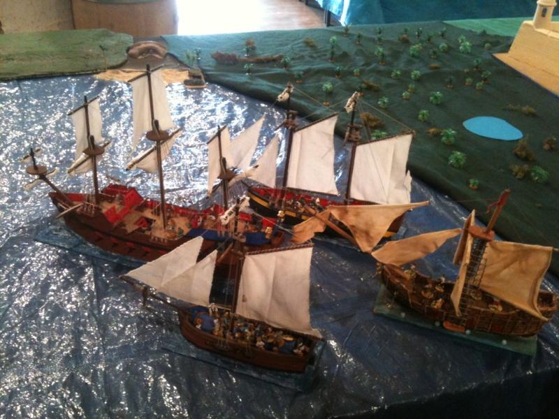Du commerce et autres affaires survenues en mer des Caraïbes et en mer du nord Photo_10