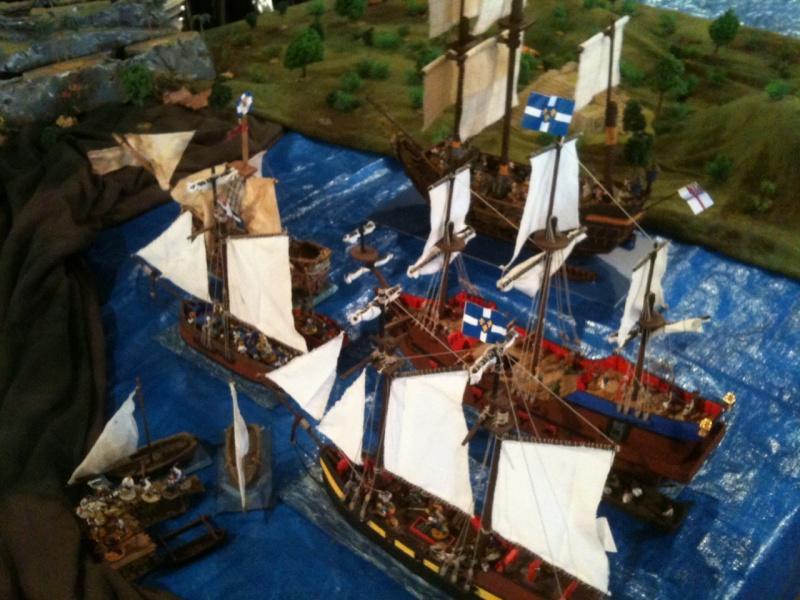 Du commerce et autres affaires survenues en mer des Caraïbes et en mer du nord Photo_11