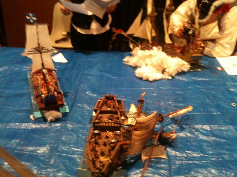 Du commerce et autres affaires survenues en mer des Caraïbes et en mer du nord Photo_18