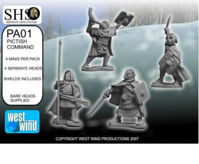 "Figurine ""Arthurians"" chez West Wind Ww_pic10"