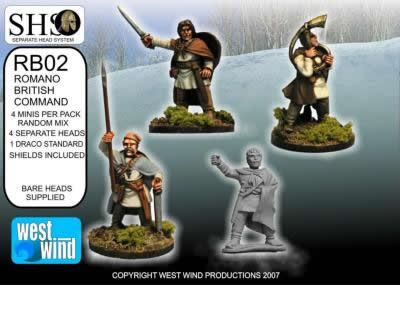 "Figurine ""Arthurians"" chez West Wind Ww_rbr10"