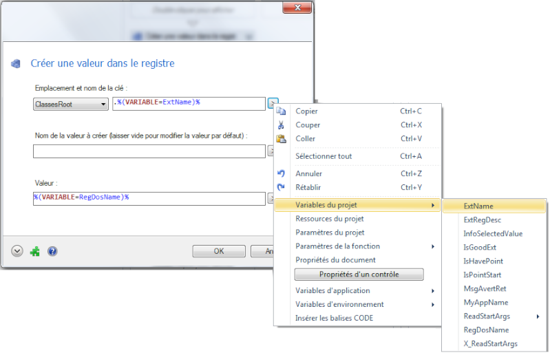 Registre Windows : Associations de fichiers Sz314