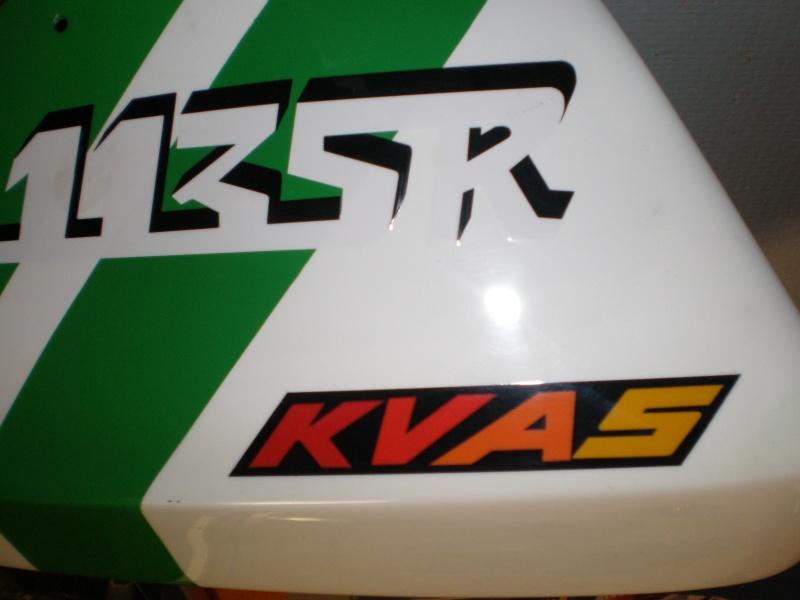 Auto collant KVAS P8140012