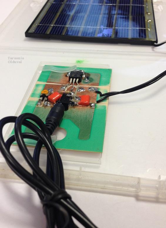 Adaptateur DIY pour Smartphone Circui11