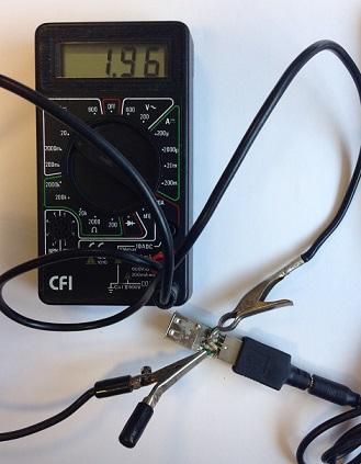 Adaptateur DIY pour Smartphone Data110