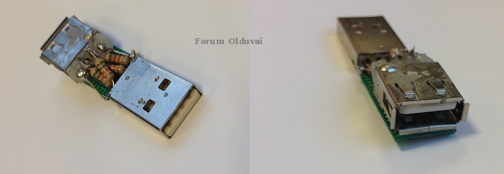 Adaptateur DIY pour Smartphone View10