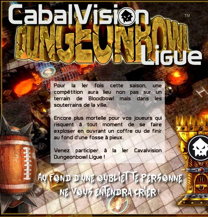 Championnat de Dungeonbowl à Cabalvision Logodo10