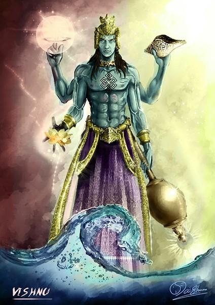 Les Deva Vishnu10