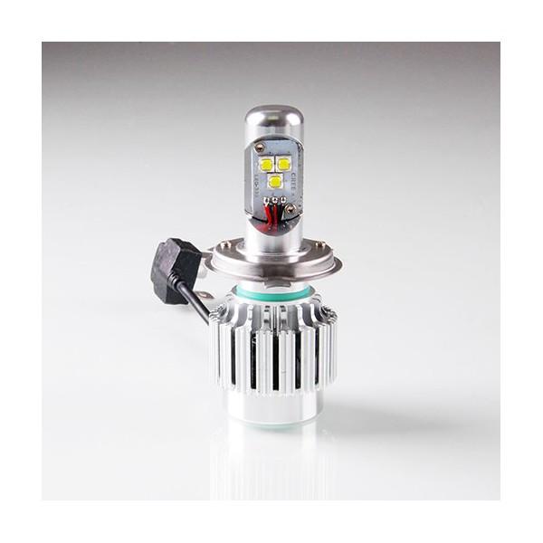 Ampoule LED ventilée H4 Tg-feu10