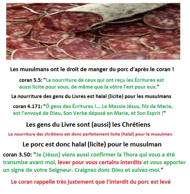 Le Porc est-il halal ? Coran_11