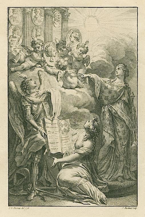 Naissances illustrées des enfants de Marie-Antoinette  Allago11
