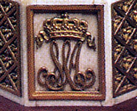 Le monogramme ou chiffre de Marie-Antoinette - Page 2 Chiffr10