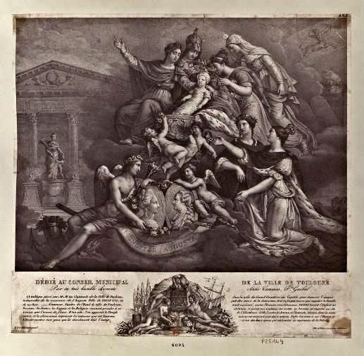 Naissances illustrées des enfants de Marie-Antoinette  F1_hig11